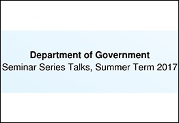 Teaser Seminar Series Talks