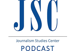 Logo Journalism Studies Center