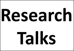 Teaser Research Talks